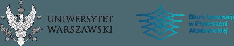 Logo: Uniwersytet Warszawski, BIPA